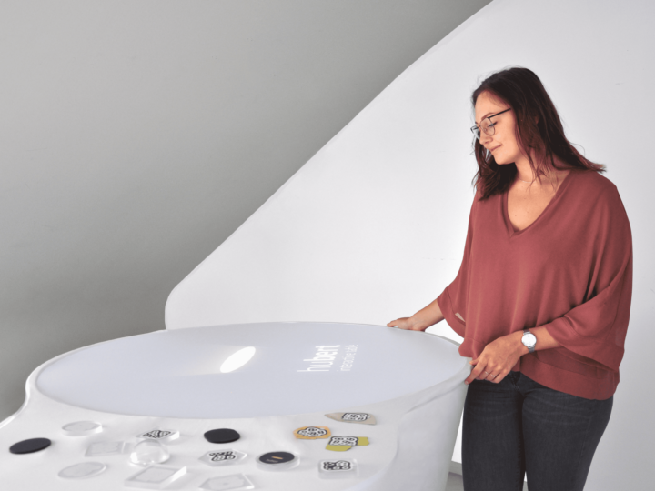 Anne Lange l hubert – Interactive table