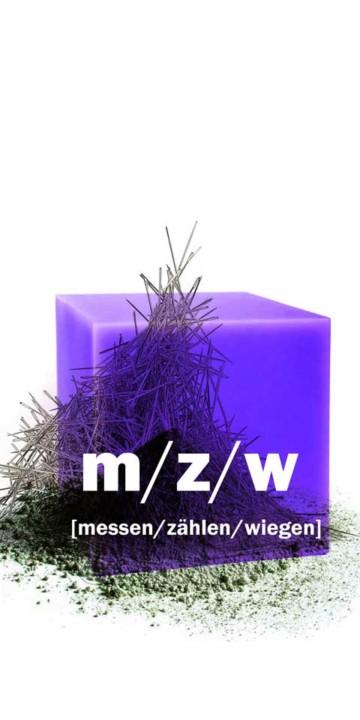 messen / zählen /wiegen – Studio Project (2021)