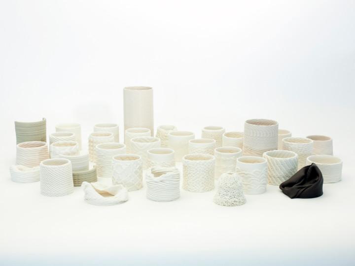 Dawei Yang | Die Ästhetik der additiven Fertigungsformen