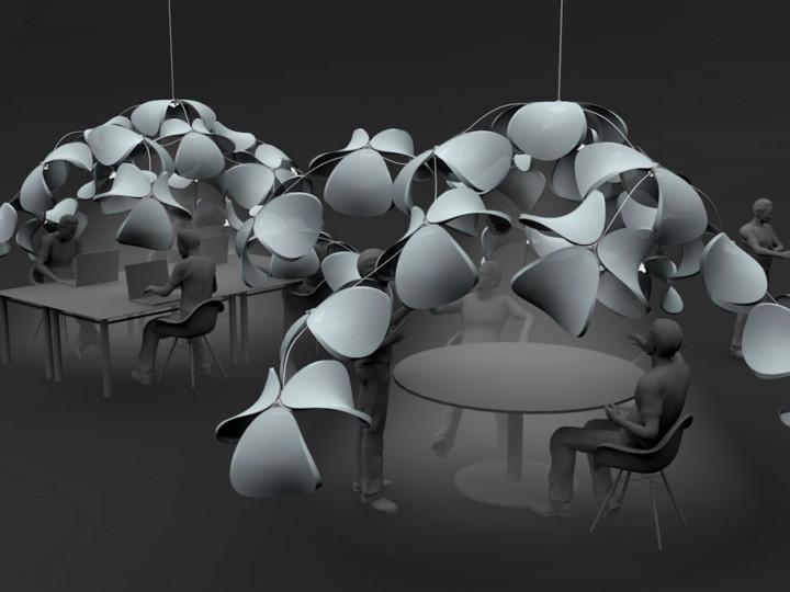 Chen Chi-Chun | Adaptiv – Illuminated partition module